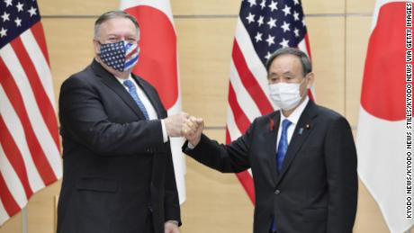 Pompeo keeps up anti-China campaign overseas as Washington plunged into Covid-19 chaos