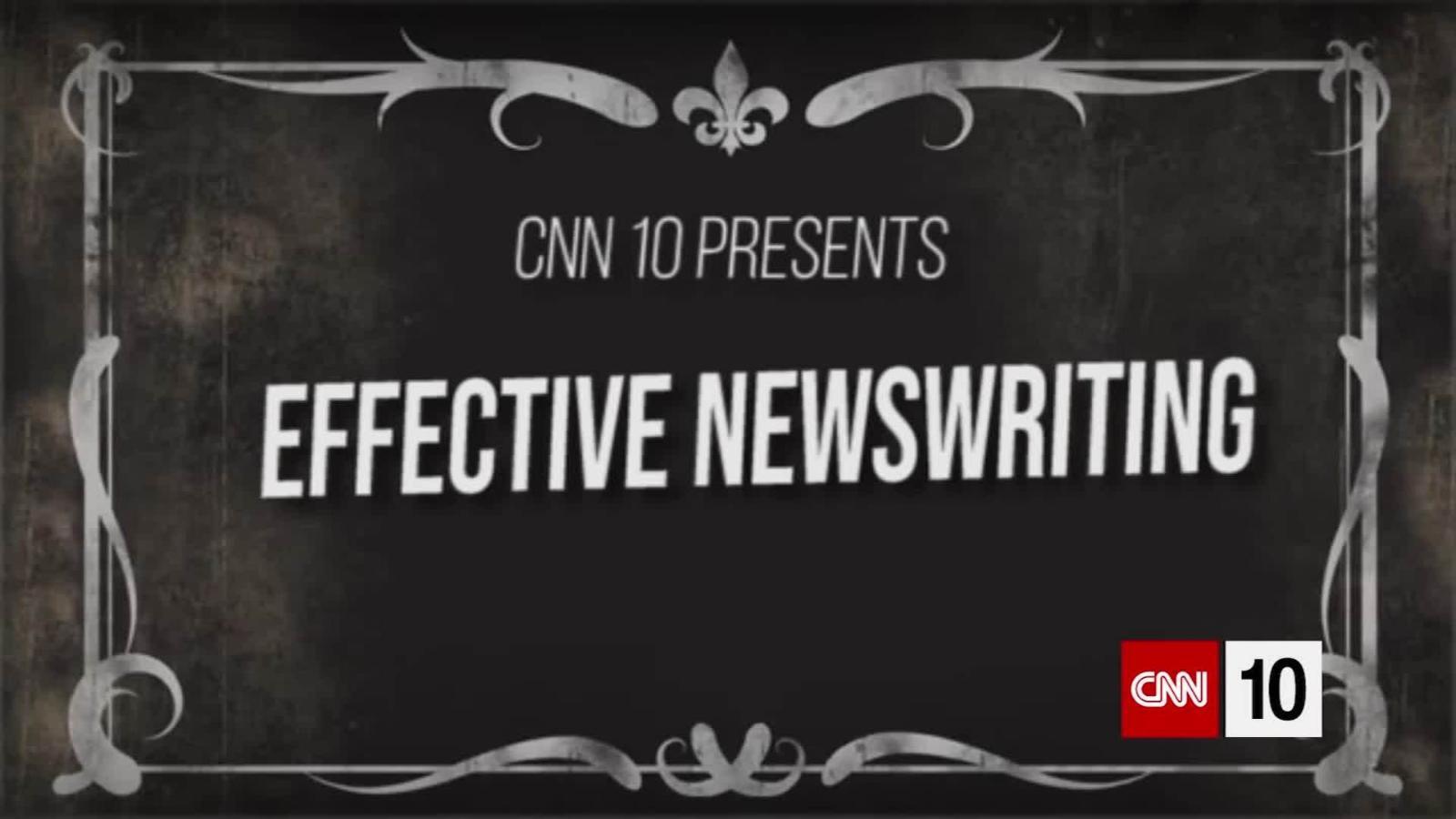 hight resolution of CNN 10 - CNN