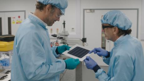 Forget silicon.  This material can be a game-changer for solar energy