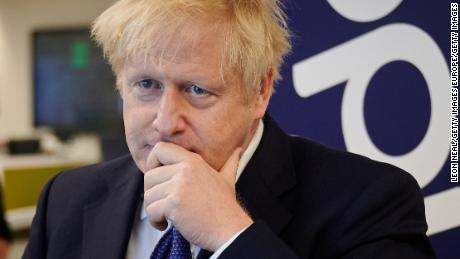Boris Johnson's Brexit government is gearing up to control the epidemic