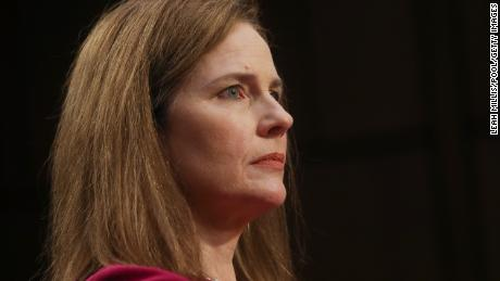 Democrats argue Barrett threatens Obamacare at confirmation hearing while GOP touts her abilities