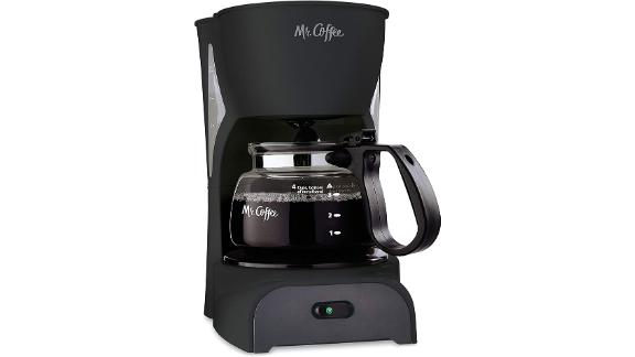 Mr. Coffee Simple Brew Coffee Maker, 4-Cup