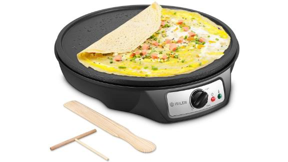 Isiler Electric Crepe Maker