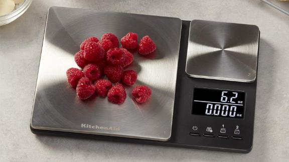 KitchenAid Dual Platform Digital Kitchen Scale