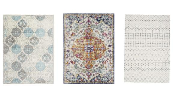 Safavieh, Nuloom and Nourison rugs