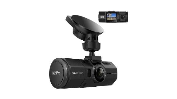 Vantrue dash cams