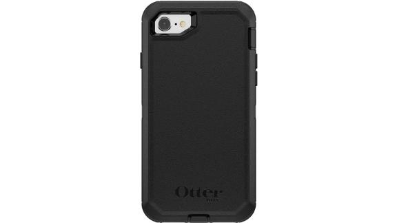 Protect your iPhone against damage with this OtterBox case.