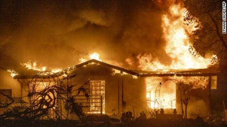 The Zogg Fire destroyed more than 200 structures and claimed the lives of four people.