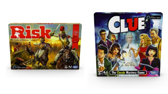 Hasbro, Exploding Kittens and More Board Games