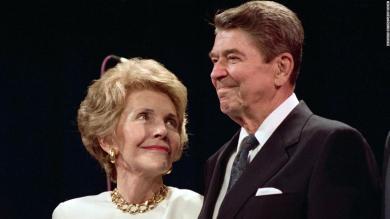 Opinion: Nancy Reagan beyond 'the gaze'