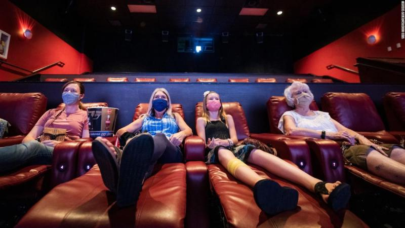 You can now rent a private AMC theater for just