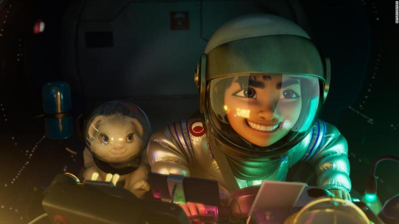 Review: 'Over the Moon' doesn't succeed in lifting Netflix into Disney's orbit