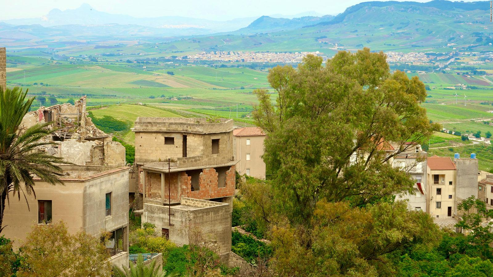 Italian Town Of Salemi On Sicily Sells Houses Starting At 1 Cnn Travel