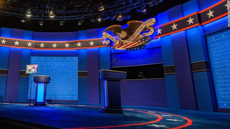 Analysis: What global readers want to hear from Biden and Trump on the debate stage