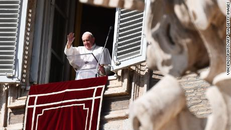 Vatican says Pope's comments on same-sex civil unions were taken out of context