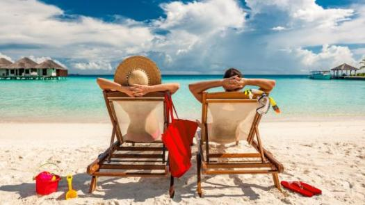 Redeem points from the Chase Sapphire Reserve for a great beach vacation.