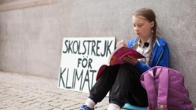 'I Am Greta' chronicles the birth of Greta Thunberg's climate crusade