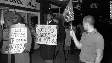 Four ways 'Jim Crow 2.0' is shaping this presidential election