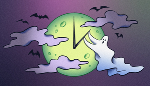 Questo fine settimana è pazzo.  Halloween, luna piena, cambio di orario e poco prima delle elezioni.  Come affrontiamo?