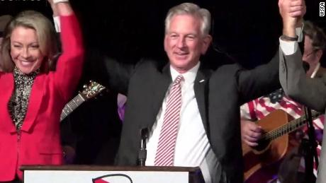 Trump praises Tuberville after he objected to the results of the Alabama GOP's senator-elected election in January.