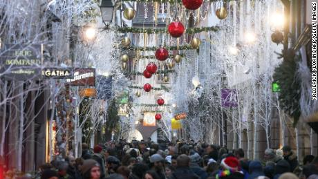 The Christmas markets still going ahead in 2020