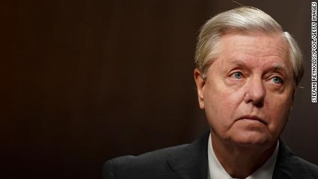 Lindsey Graham fuels Republican civil war in Georgia