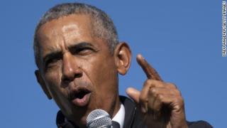 Obama joins NBA Africa as strategic partner and minority owner - CNNPolitics