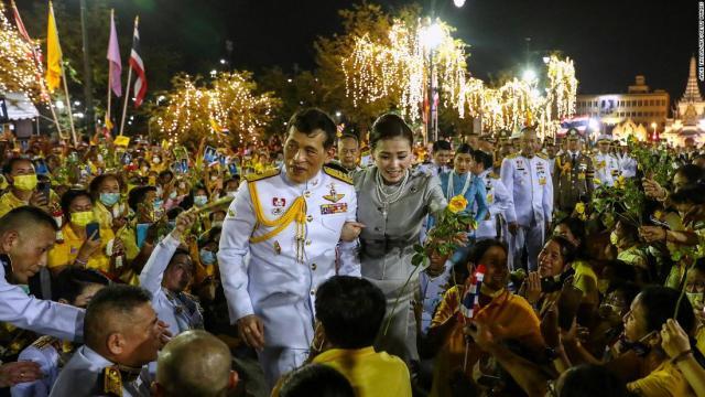 Image result for maha vajiralongkorn