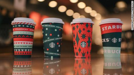 The holiday cups are back.