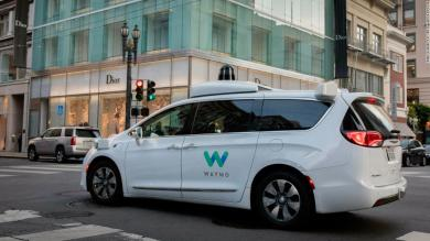 Waymo pulls self-driving cars in San Francisco as cities nationwide brace for unrest