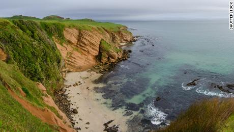 The Chatham Islands -- a remote archipelago off New Zealand's South Island -- has become 2020's hottest getaway for Kiwis.