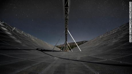 Fast radio burst may have come from the Milky Way