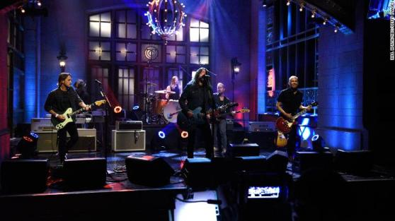 """Dave Chappelle hosted """"Saturday Night Live"""" with musical guest Foo Fighters"""