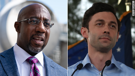 Democrats try to learn from mistakes in US Senate races in Georgia