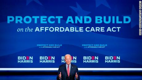 What can Joe Biden do to save Obamacare in the Supreme Court?  Not much.