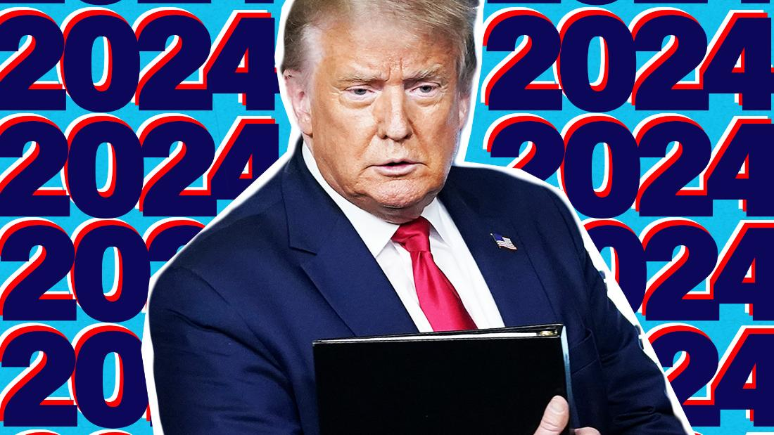 Trump Confirms He Will Contest In 2024 Presidential Elections