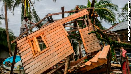 In Central America, a devastating storm and an uncertain future