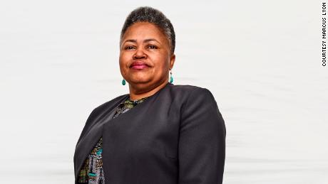 "Monica Lewis-Patrick, also known as ""The Water Warrior,"" is president  of ""We, The People of Detroit"" a civic group fighting for clean, affordable water."