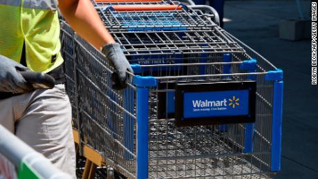 Walmart was one of 2020's stars.