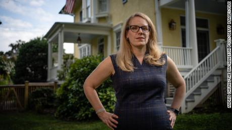 Jen O'Malley Dillon served as Biden's campaign manager.