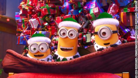 'Illumination Presents Minions Holiday Special' (Illumination and Universal Pictures)
