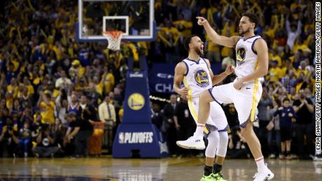 The Warriors face another season without Steph Curry and Klay Thompson lining up together again.
