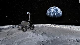 The UAE has announced a moon mission for 2024. It will use an unusually small rover, with just four wheels and a weight of 10 kilograms (22 pounds).
