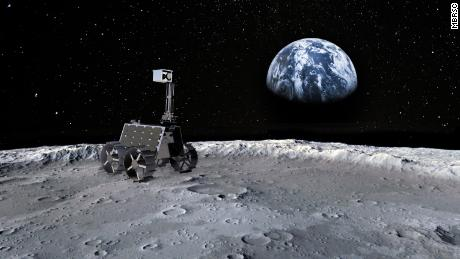 The UAE hopes that this tiny lunar rover will find undivided parts of the moon.