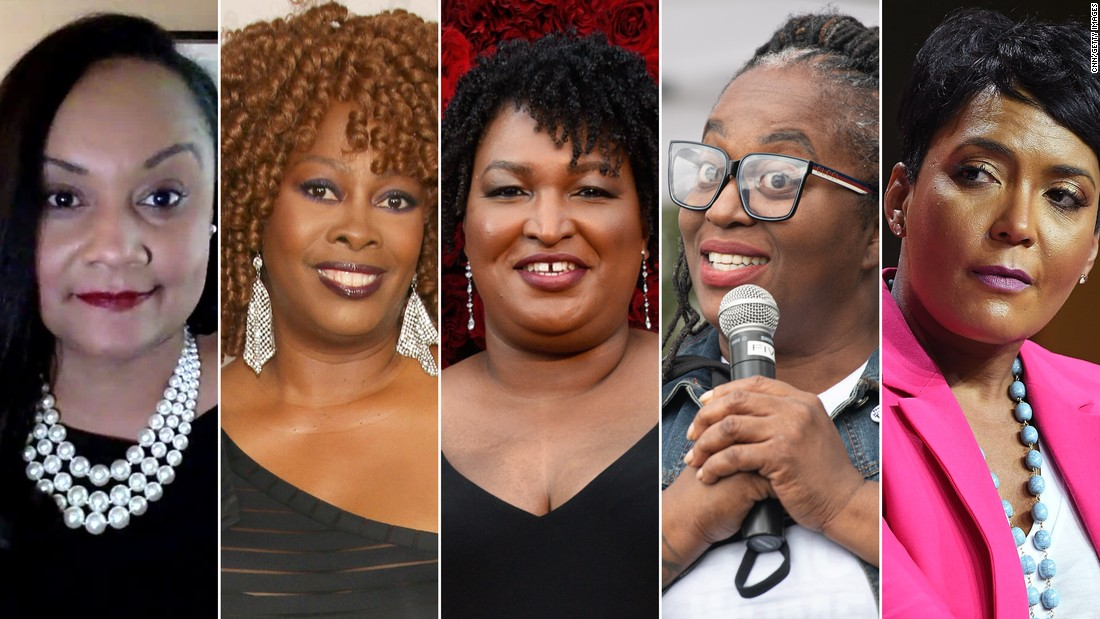 How new voters and Black women transformed Georgia's politics-1/27/21