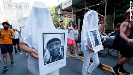 The deaths of Black transgender people were acknowledged during the summer protests over racial injustice and police brutality.