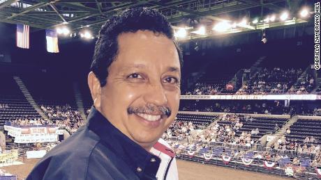 Alirio Jose Zambrano is seen in this undated photo.