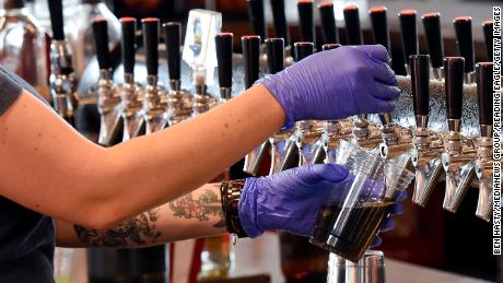 Pennsylvania to ban liquor sales in bars and restaurants on Thanksgiving eve in an effort to stem the spread of coronavirus