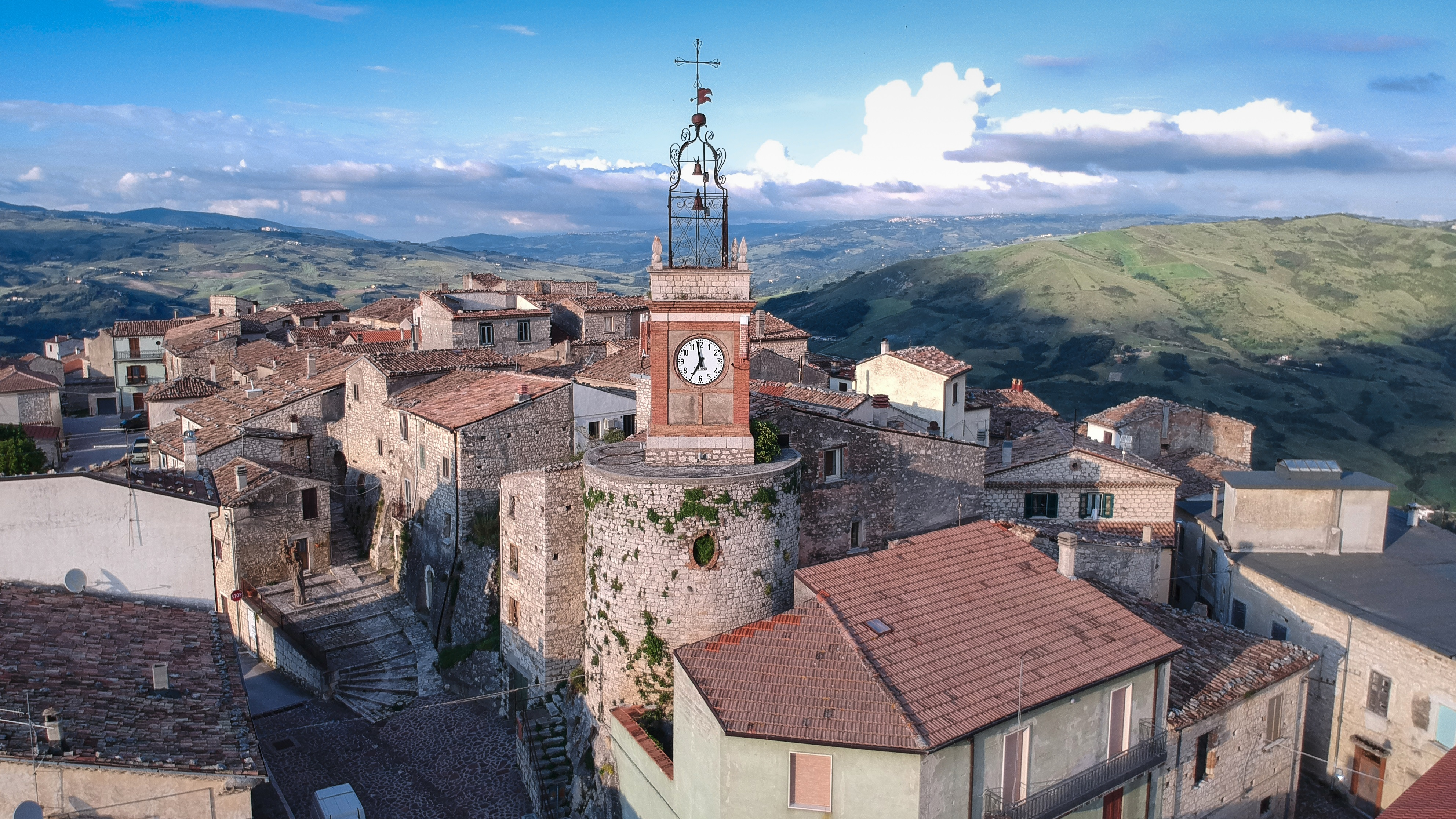 Castropignano The Italian Village Selling 1 Houses Cnn Travel