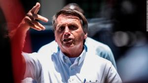 Can Bolsonaro trust his word on protecting the environment?  A look at his record